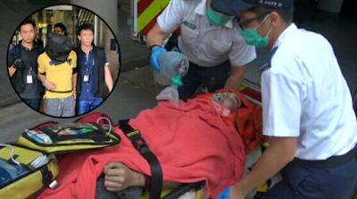 Pelaku Pemerkosaan dan Perampokan terhadap gadis 22 tahun di Kowloon Bay, meninggal bunuh diri