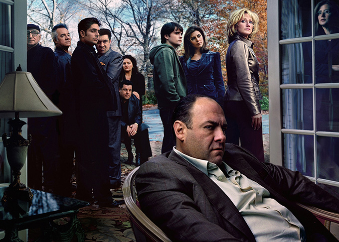Los Soprano ha sido la serie más importante de la historia de la televisión desde su estreno en HBO y Tony Soprano, el mejor personaje.