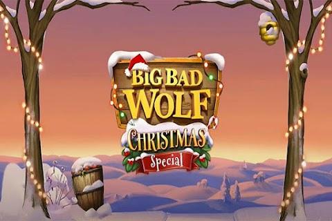 Main Slot Gratis Big Bad Wolf Christmas Special (Quickspin) | 97.34% RTP