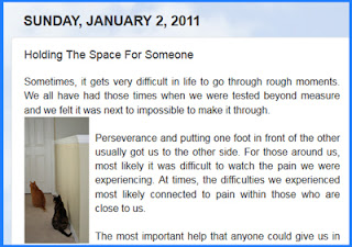 http://mindbodythoughts.blogspot.com/2010/01/holding-space-for-someone.html