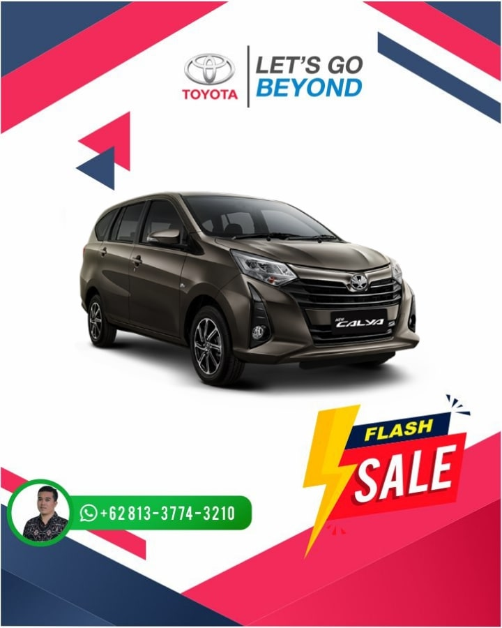 Harga Promo Toyota Calya Bali