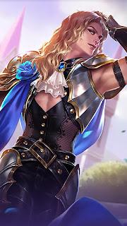 Lancelot Perfumed Knight Heroes Assassin of Skins V1