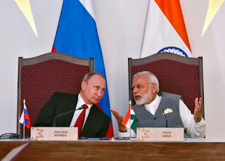 Spotlight : India, Russia to take part in joint military exercise