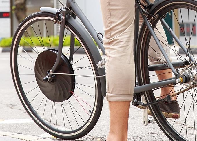 UrbanX. Haciendo eléctrica tu bicicleta