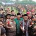 Rekatkan Persaudaraan, Banser NU-Kokam Muhammadiyah Gelar Apel Kebangsaan