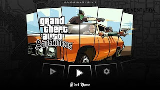 GTA San Andreas (SA) Lite v1.08 Apk+Data