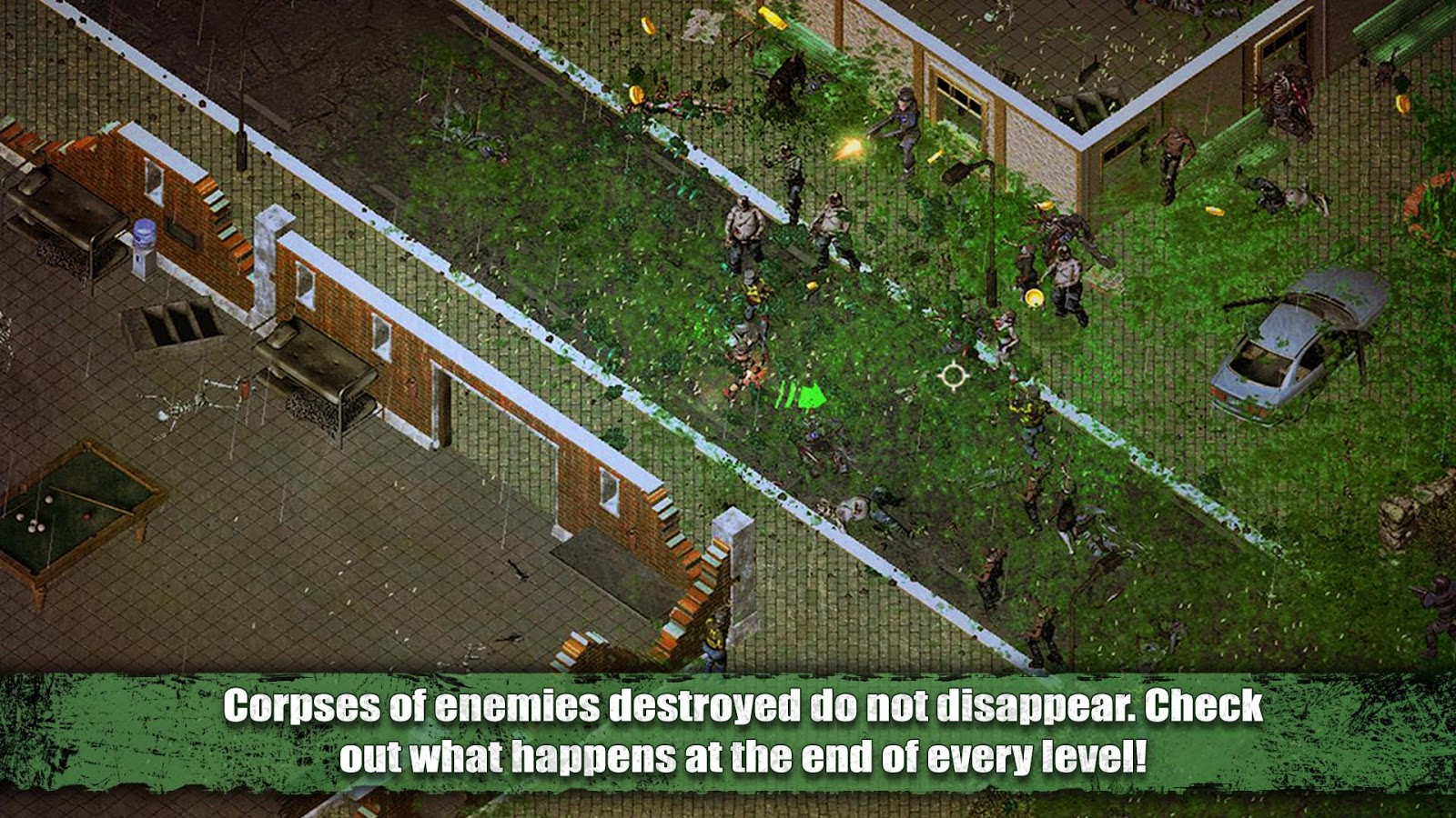 Zombie Shooter MOD APK terbaru