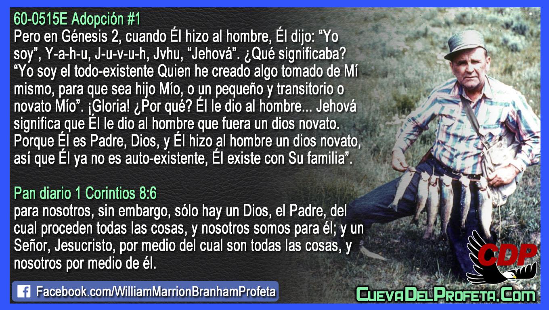 El Hombre un dios novato - William Branham en Español