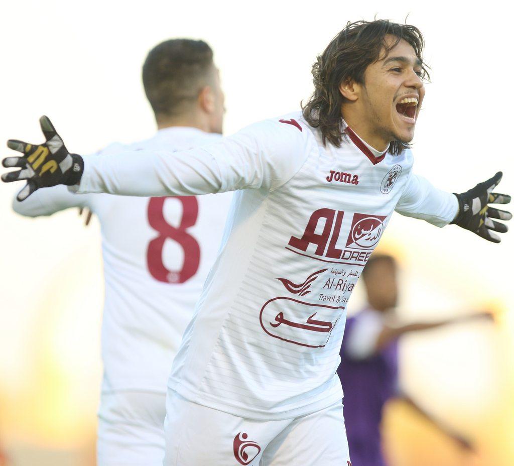 23f0797b92 Há cerca de quatro meses em sua segunda passagem pelo futebol da Arábia  Saudita