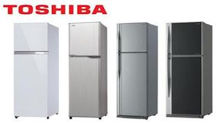 Daftar Harga Kulkas Lemari Es Toshiba 1 dan 2 Pintu Terbaru