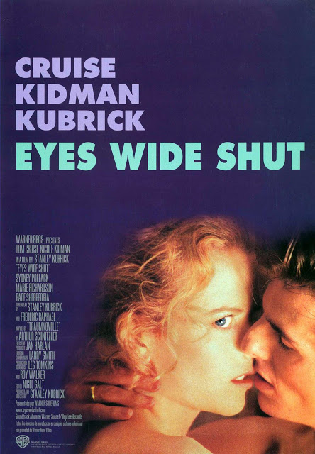 Eyes Wide Shut , Movie Poster, Directed by Stanley Kubrick