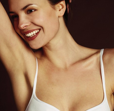 Get Rid of Those Pesky Armpit Hairs Using These Natural And Cheap Tricks!