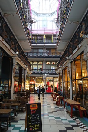 manchester central retail district barton arcade