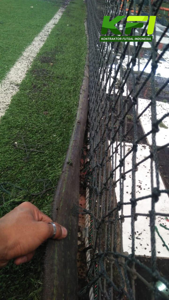 Sling Jaring Lapangan Rusak