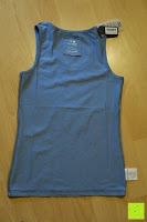 vorne innen: Bioshirt Company Damen Basic Fitness-Shirt Yogashirt Sport Fitness T-Shirt TankTop