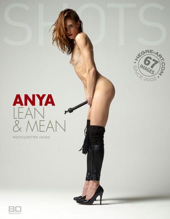 sOiDV Hegre-Art - Anya - Lean and Mean