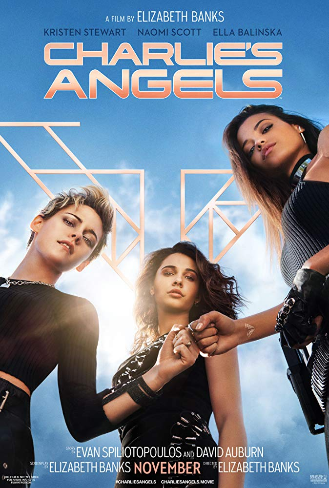 Full Movie Charlie's Angel 2019