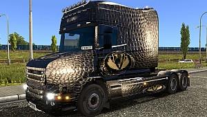 Scania T Snake skin
