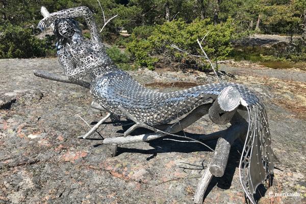 Suvi Nurmi taidenäyttely Kustavi