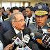 Exdirector de la Policia Nacional Manuel Castro Castillo inscribe precandidatura a diputado por el PLD