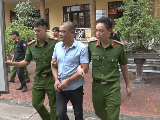 'Ông trùm' bảo kê ăn tiền hỏa táng tại Nam Định đối diện án tù 10 năm