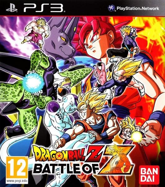 Dragon Ball Z Battle of Z PS3 ISO