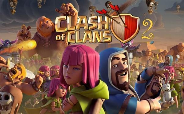 تحميل لعبة كلاش اوف كلانس Clash of Clans الأصدار الأخير 2021 للاندرويد