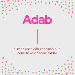 adab-kbbi