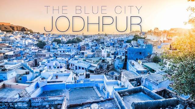 Blue City                                (Jodhpur)
