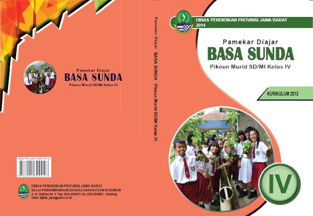 DOWNLOAD BUKU BAHASA SUNDA KELAS 4 TAHUN 2017 ...