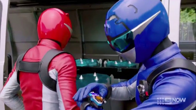 Power Rangers Beast Morphers Episode 19 Subtitle Indonesia
