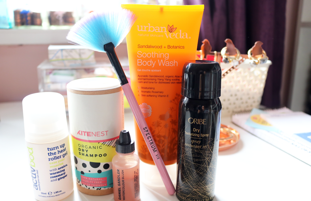 July Beauty & Lifestyle Favourites