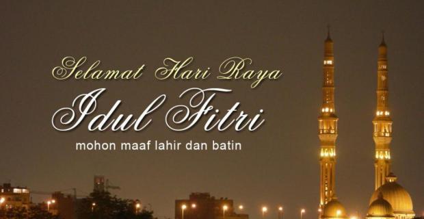 Fitri atau Idulfitri ialah hari suci sekaligus hari senang bagi kaum Muslim Amalan Sunah Saat Idul Fitri (Lebaran)