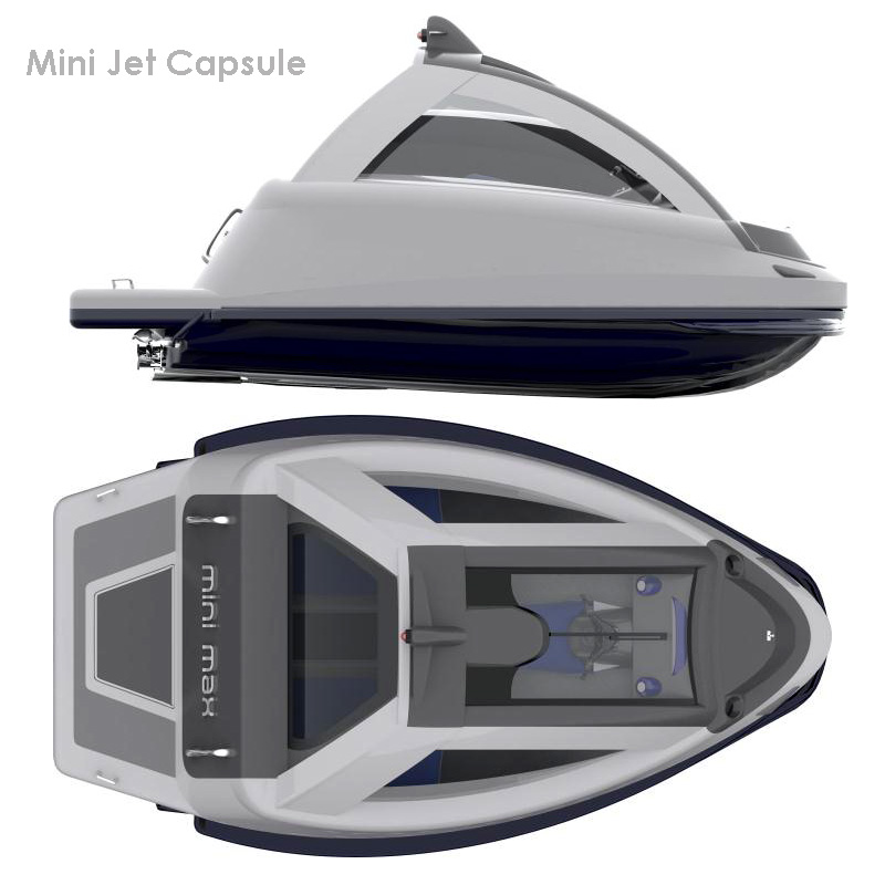 Image Result For Mini Ski Boat