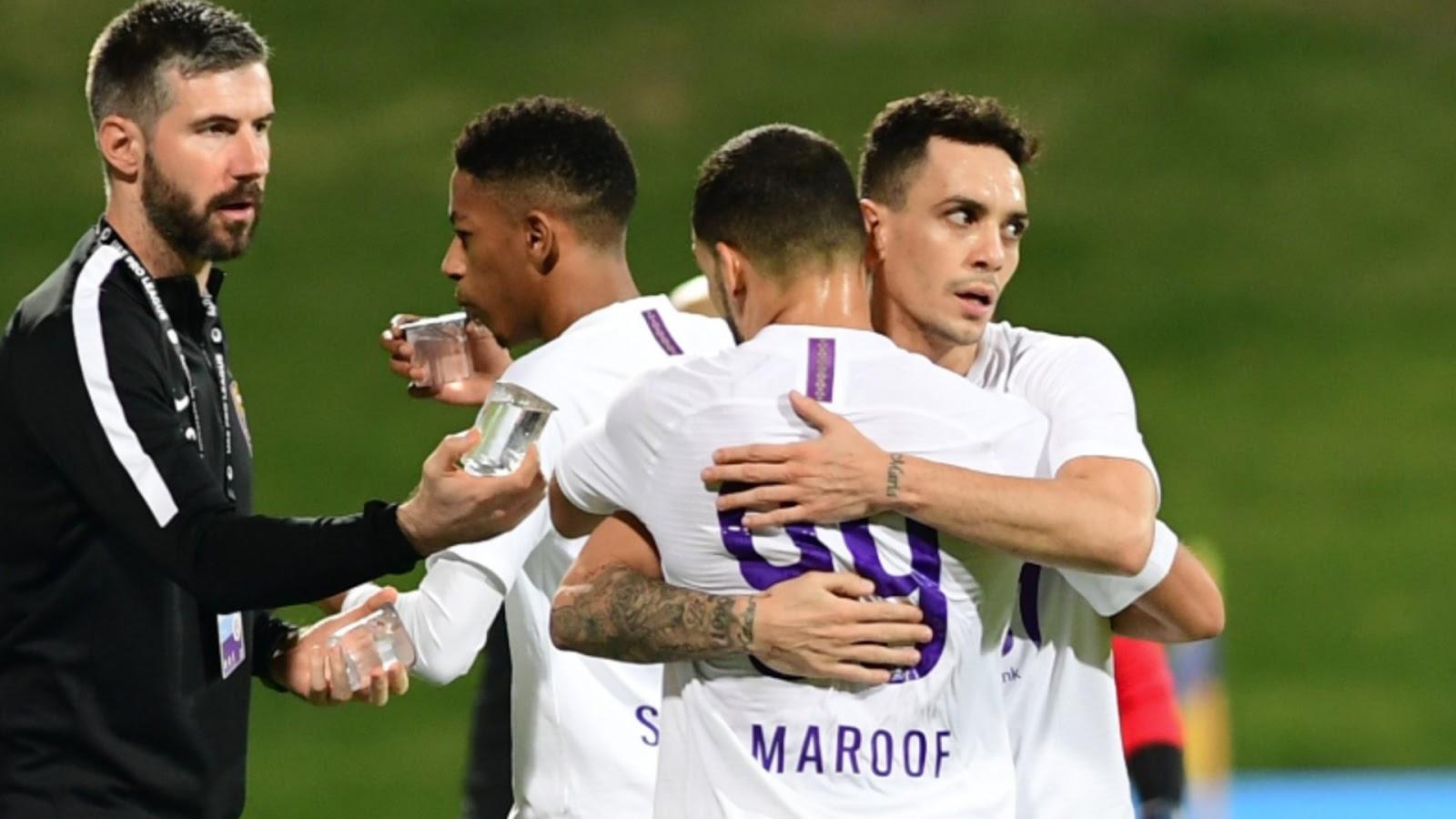 نتيجة مباراة العين وبونيودكور بتاريخ 28-01-2020 دوري أبطال آسيا