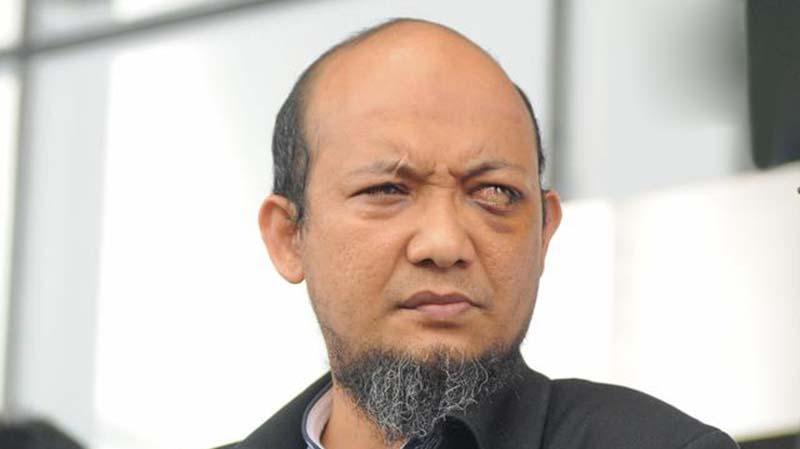 Diduga Kuat, Polisi Penyiram Novel Anggota Brimob