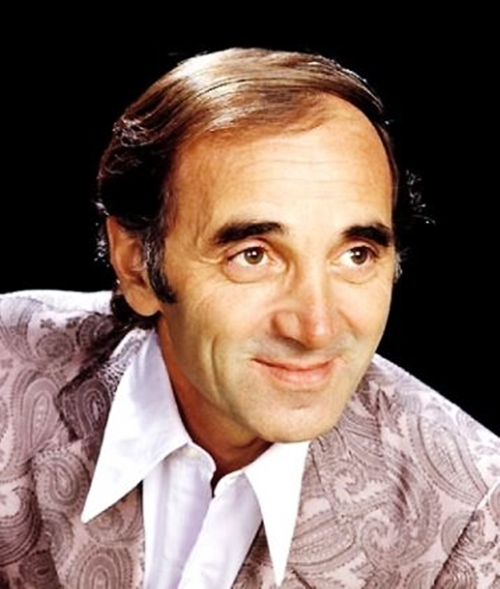 Lyrics de Charles Aznavour