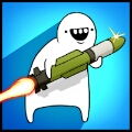Missile Dude RPG - Tap Tap Missile apk mod