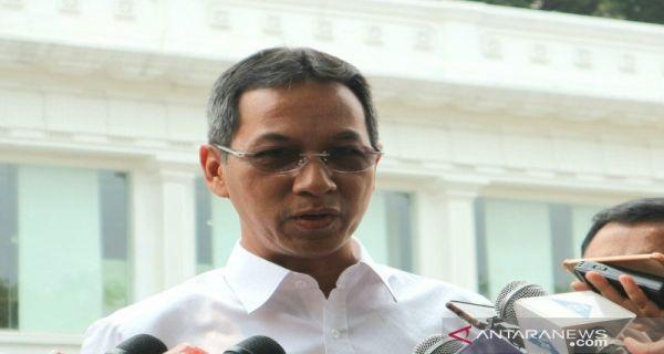 Anak Buah Jokowi soal Purnomo Kena Corona: itu Urusan Dia Tertular di Mana, Belum Tentu di Istana