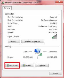 Cara Mempercepat Koneksi Internet Paling Ampuh pada Windows 7(24)