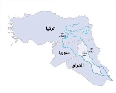 هل تعلم معلومات عن نهر دجلة والفرات وما بينهما.. كل ما يخص الجغرافيا