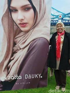 Tren Baju Muslim 2017 Versi Elhijab