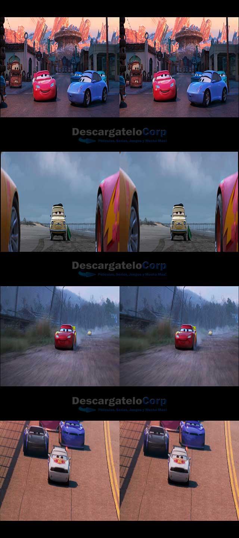 Cars 3 (2017) 3D SBS Latino