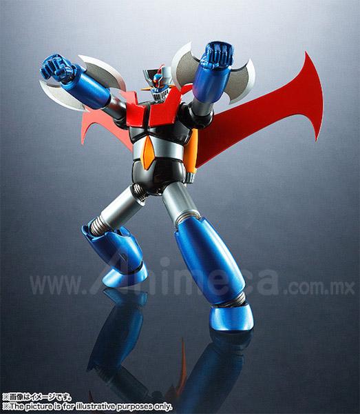Figura Super Robot Chogokin Mazinger Z Iron Cutter Edition