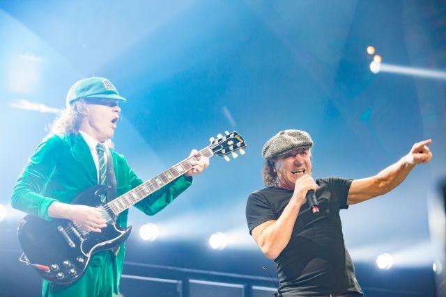 Vuelven los rumores del regreso de AC/DC: la banda ha grabado un nuevo vídeo