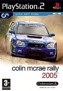 Colin Mcrae Rally 2005 PS2 Torrent