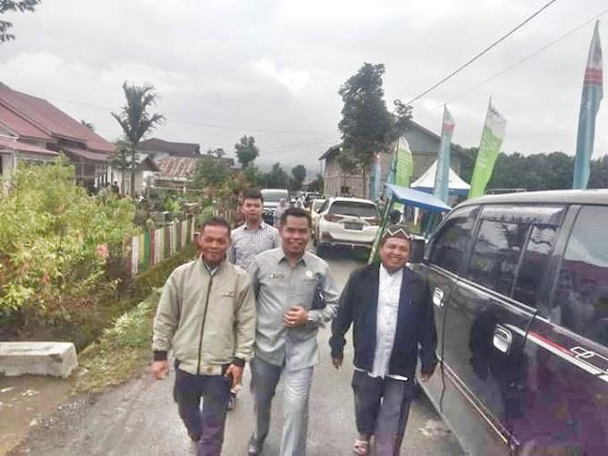 Setujui Anggaran, Fadli Perjuangkan Pembangunan Jalan Kerinci-Sungai Penuh.