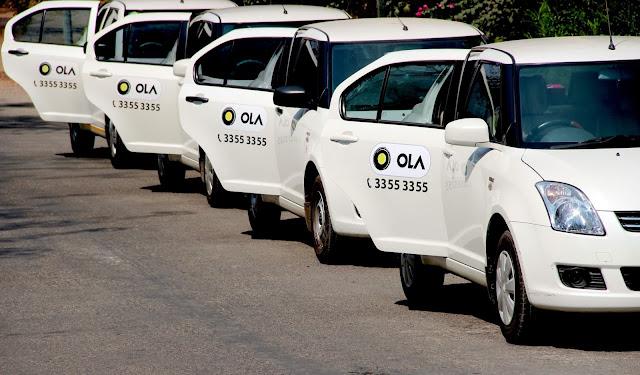 ओला ने 'टैक्सी फॉर श्योर' बंद किया, लोगों की नौकरी खतरे में