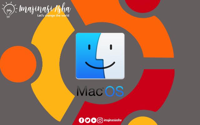 Mac Os Low Budget Ubah Tampilan Linux Ubuntu Menjadi Mac Os Imajinasi Asha