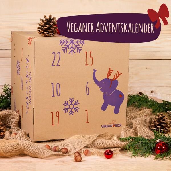 Veganer Weihnachtskalender.Adventskalender 2017 Minimalistisch Intuitiv Vegan